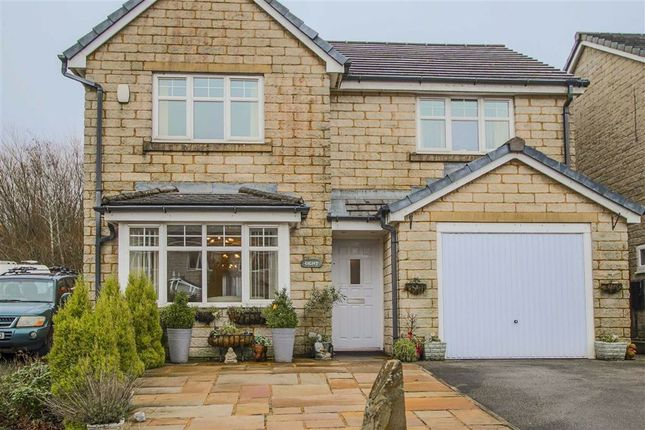 Thumbnail Detached house for sale in Hawfinch Close, Bacup, Lancashire