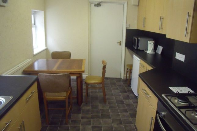 Thumbnail Town house to rent in Prospect Street, North Hill, Plymouth