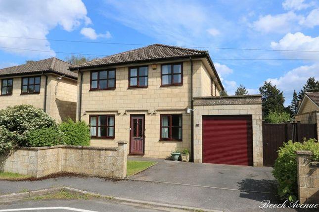 Thumbnail Detached house for sale in Beech Avenue, Claverton Down, Bath