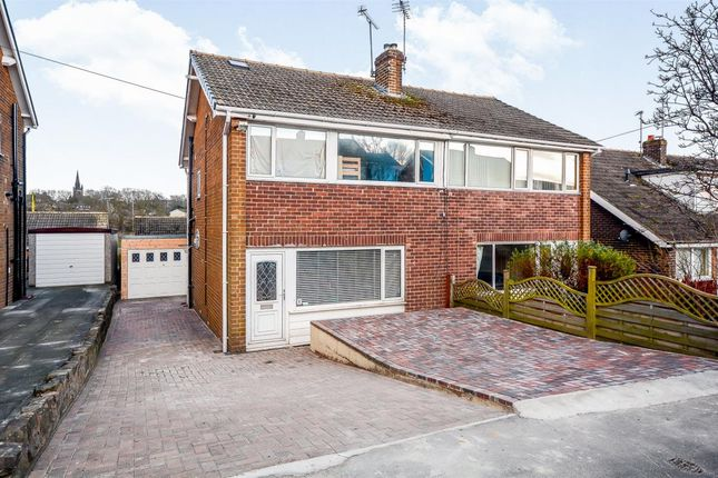 4 bed semi-detached house for sale in Coppice Rise, Harrogate