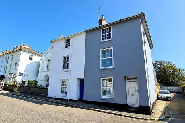 Thumbnail Semi-detached house for sale in Clarence Street, Penzance
