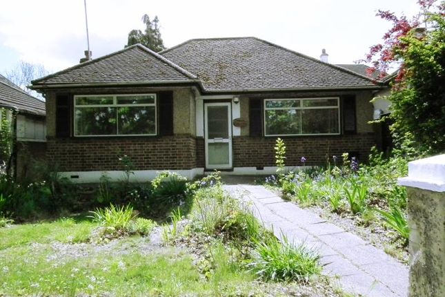 Thumbnail Bungalow for sale in Woodside Lane, Bexley