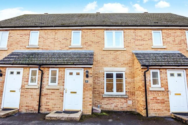 Thumbnail Terraced house to rent in Waterford Road, Witney, Oxon
