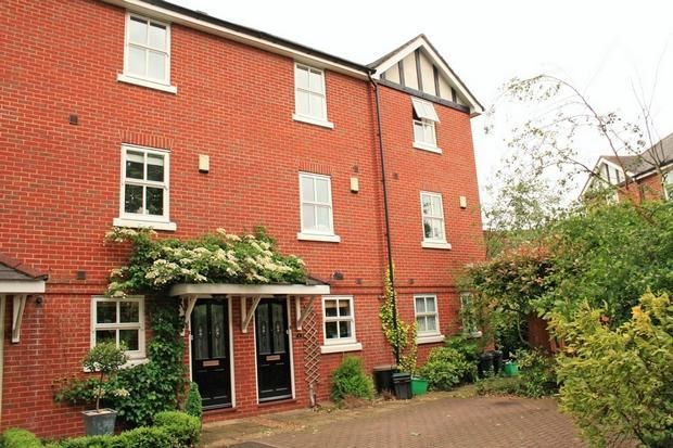 Thumbnail End terrace house to rent in Dairy Close, Bromley