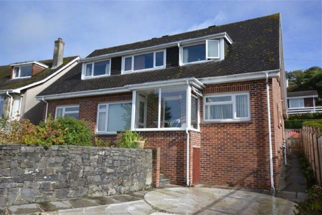 Thumbnail Detached house for sale in Redstock, 12, Padarn Crescent, Llanbadarn Road, Aberystwyth