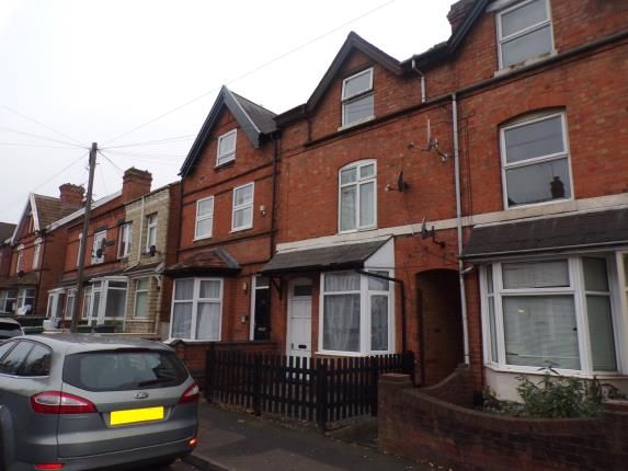 Thumbnail Terraced house for sale in Mount Pleasant, Southcrest, Redditch, Worcestershire
