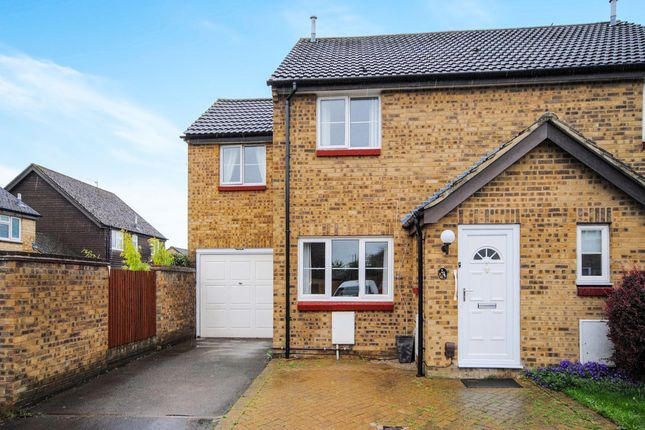 Thumbnail Semi-detached house to rent in Burwell Meadow, Witney