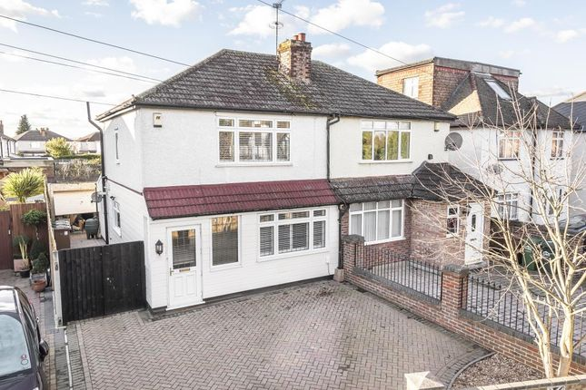 Thumbnail Semi-detached house for sale in Staines-Upon-Thames, Surrey