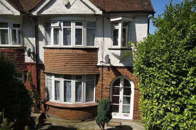 Thumbnail Terraced house to rent in City Way, Rochester, Kent
