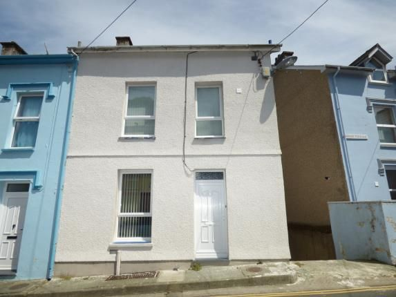 Thumbnail End terrace house for sale in Roche Terrace, Porthmadog, Gwynedd