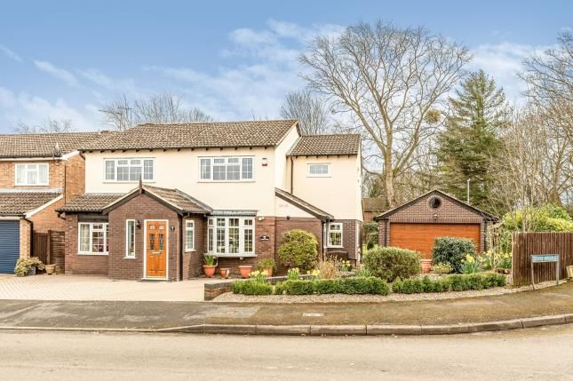 Thumbnail Detached house for sale in Dodd Avenue, Warwick