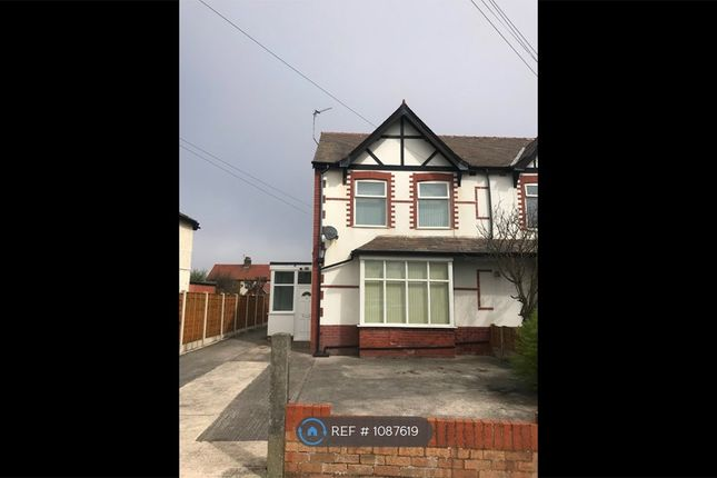 1 bed flat to rent in York Avenue, Cleveleys FY5