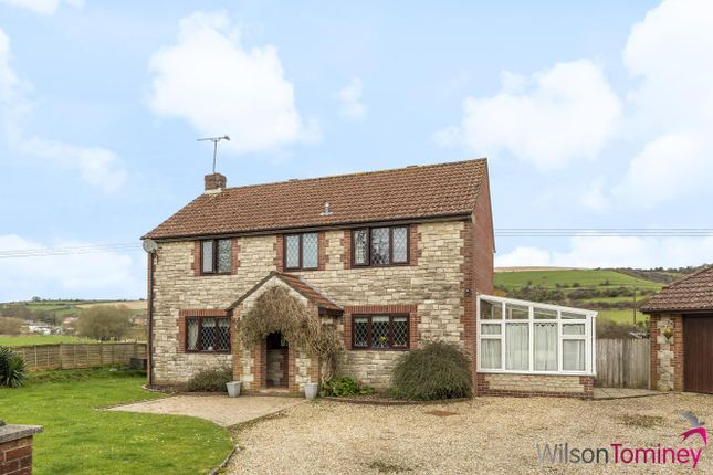 Thumbnail Detached house for sale in Large Grounds, Stunning Views, Frome Vauchurch