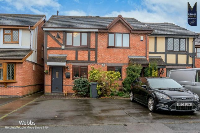2 bed end terrace house to rent in Grantown Grove, Turnberry, Bloxwich WS3