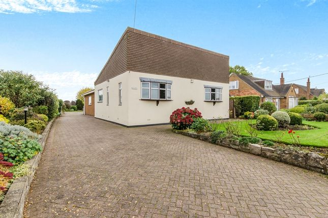 4 bed detached bungalow for sale in Main Street, Cadeby, Doncaster