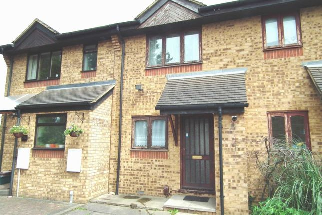 Thumbnail Terraced house to rent in Cheltenham Close, New Malden