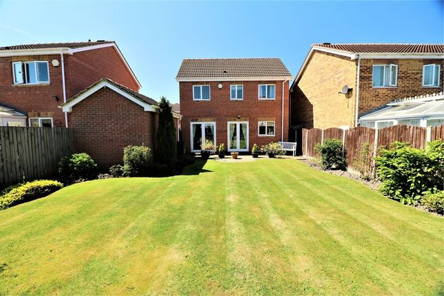 Thumbnail Detached house for sale in Ruston Drive, Royston, Barnsley, South Yorkshire