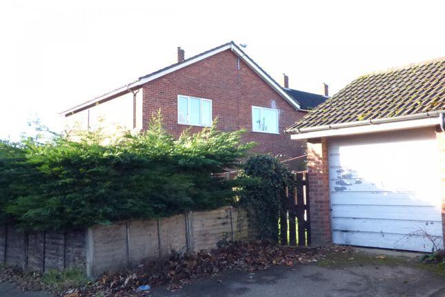 Garage of School Lane, Sprowston NR7