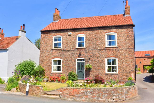 Thumbnail Detached house for sale in Church Street, Whixley, York