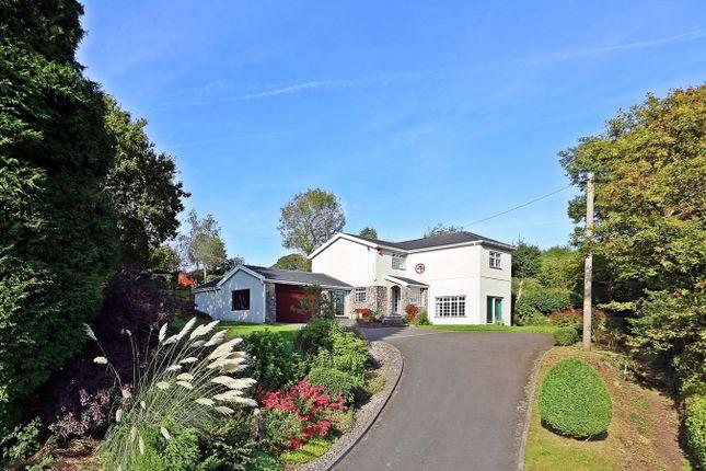 Thumbnail Detached house for sale in Church Road, Tonteg, Pontypridd