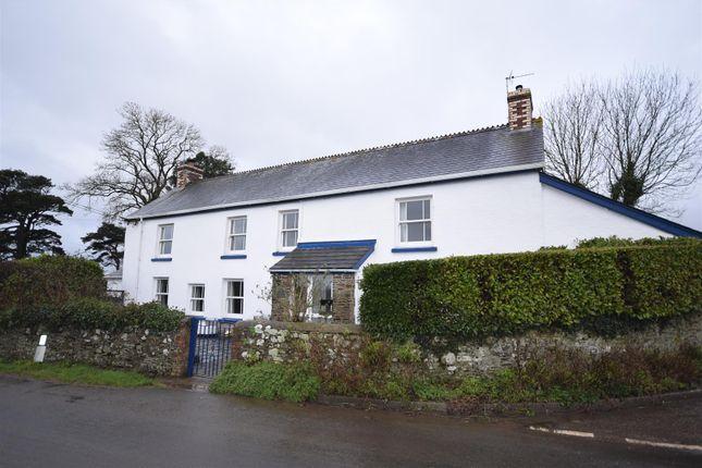 4 bed detached house for sale in Langtree, Torrington