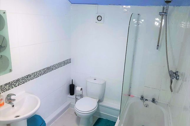 Bathroom of Eclipse Street, Roath, Cardiff CF24