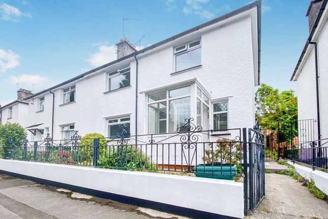 Thumbnail Semi-detached house for sale in Buttrills Road, Barry