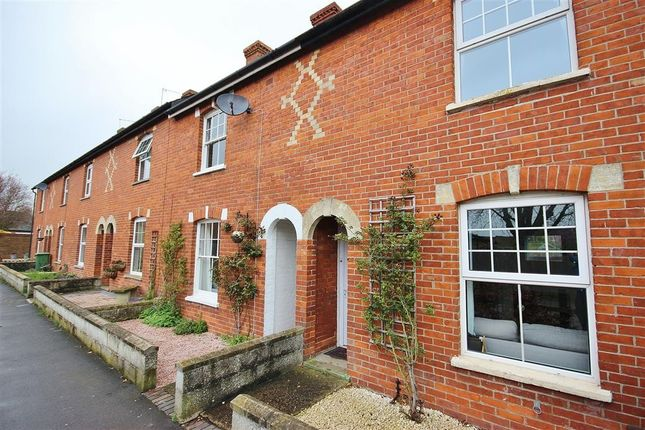 Thumbnail Terraced house to rent in Grosvenor Terrace, Challow Road, Wantage