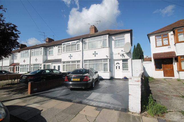 Thumbnail End terrace house for sale in Scarborough Road, London