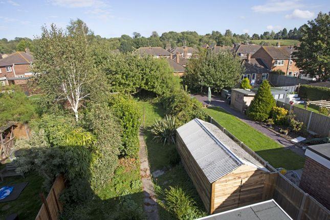 Garden of Meadow Road, Henley-In-Arden B95