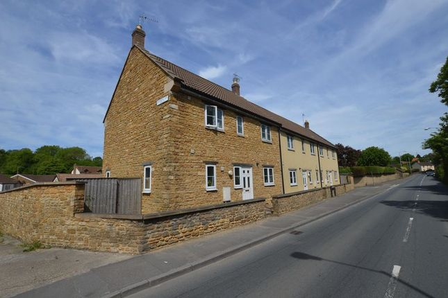 Thumbnail End terrace house to rent in North Street, Crewkerne