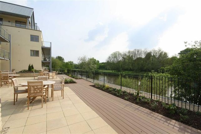 Thumbnail Flat for sale in Bowles Court, Westmead Lane, Chippenham, Wiltshire