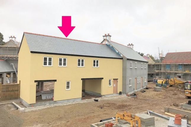 Thumbnail Property for sale in South View, Mary Tavy, Tavistock