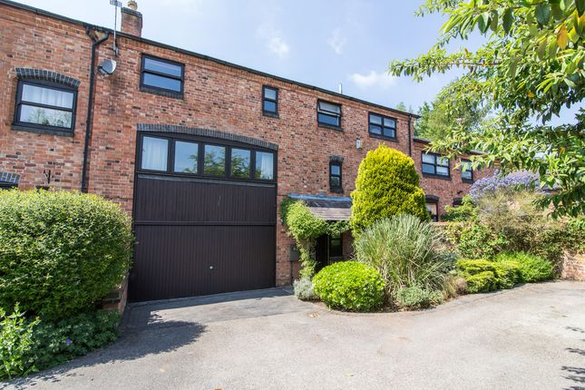 Thumbnail Town house to rent in Wayte Court, Ruddington, Nottingham