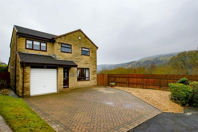 4 bed detached house for sale in Reeds Close, Rawtenstall, Rossendale BB4