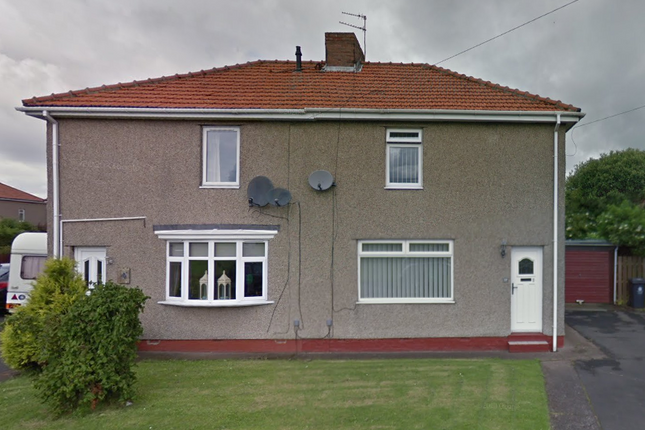 2 bed semi-detached house for sale in Park Grove, Shiremoor, Newcastle Upon Tyne NE27