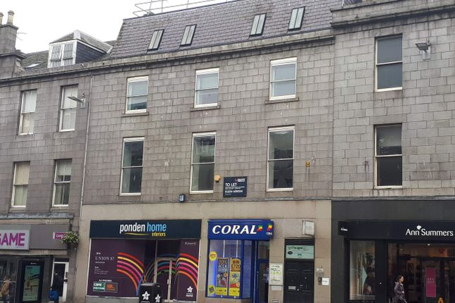 Thumbnail Office to let in 181 Union Street, Aberdeen