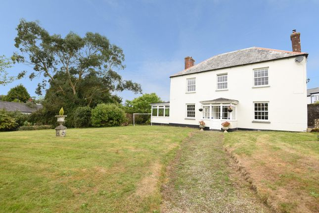 Thumbnail Detached house for sale in Church Road, Tideford, Saltash