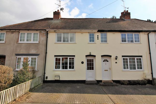 Thumbnail Terraced house for sale in Chapel Street, Redditch