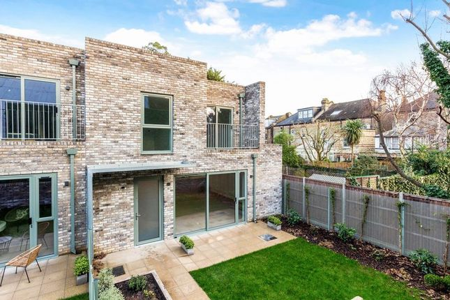 Thumbnail End terrace house for sale in The Printworks, Crouch End, (Mews House 3)