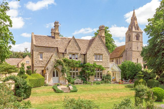 Thumbnail Detached house for sale in Creeton, Grantham
