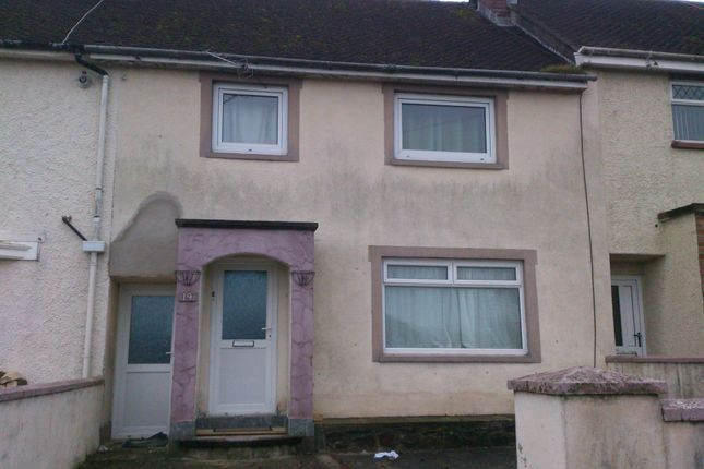 Thumbnail Terraced house to rent in Baring Gould Way, Haverfordwest, Pembrokeshire