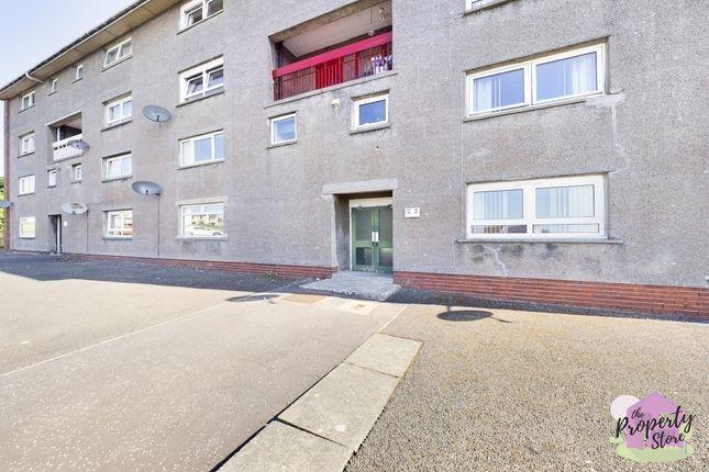 Thumbnail Maisonette to rent in John Wilson Drive, Kilsyth, North Lanarkshire
