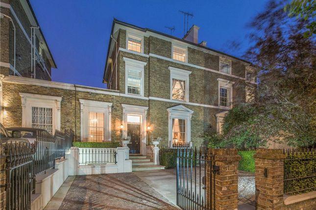 Thumbnail Property for sale in Warwick Avenue, Little Venice, London