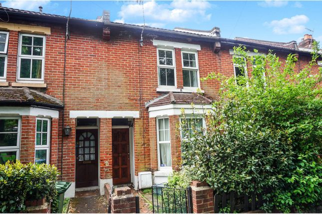 Thumbnail Terraced house for sale in St. James Road, Upper Shirley, Southampton