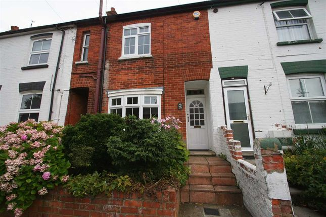 Thumbnail Terraced house to rent in Brookvale, Basingstoke Town, Hampshire