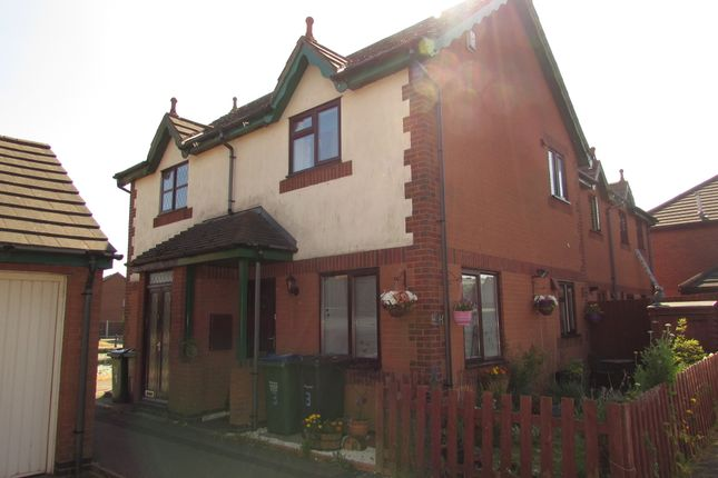 Thumbnail Terraced house for sale in Monins Avenue, Tipton