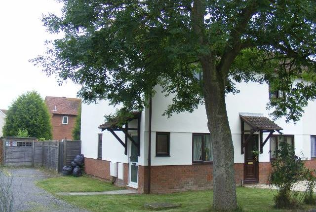 Thumbnail Property to rent in Longdown Drive, North Worle, Weston-Super-Mare