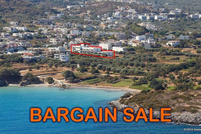 Thumbnail Hotel/guest house for sale in Kalo Horio, Crete, Greece