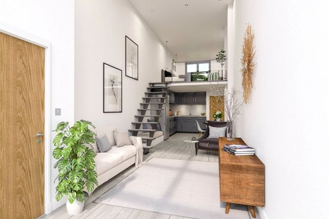 Thumbnail Flat for sale in River Wandle Apartments, Restmor Way, Wallington